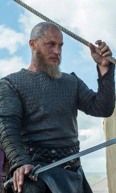 If you're an avid Game of Thrones fan, you'll love Vikings. Vikings Tv Series, Vikings Tv Show, Vikings Actors, Ragnar Lothbrok Vikings, Lagertha, Vikings Rollo, History Channel, Tolkien, Ivar Vikings