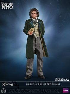 Doctor Who Eighth Doctor Sixth-Scale Figure