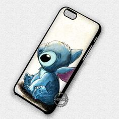 Art Drawing Cute Animal Lilo and Stitch - iPhone 8  7 6s SE Cases & Covers #cartoon #disney #liloandstitch #stitch #iphonecase #phonecase #phonecover #iphone7case #iphone7 #iphone6case #iphone6 #iphone5 #iphone5case #iphone4 #iphone4case #iphone8case #iphoneXcase