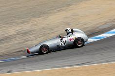 racing in Group Formula Junior Cars) at the 2011 Rolex Monterey Motorsports Reunion. Lorenzo Bandini, Rolex, Automobile, Racing, Group, Cars, Autos, Car, Running