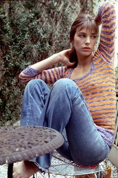Jane Birkin - 70s in