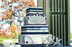 Looking Back: the Top 10 Wedding Trends of 2013 - Art Deco-Inspired Themes