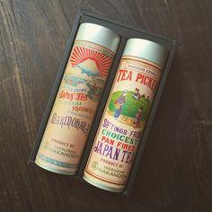 深蒸し茶 蘭字缶2缶セット / マルサン中野園   フード   Abby Lifeフェアトレード, オーガニック, デザインアイテム通販サイト
