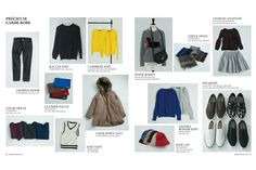 2013 AUTUMN - CATALOGUE | Maison de Reefur
