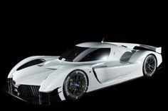 #Toyota unveils its #LMP1-based GR Super Sport #concept.
