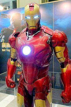 Iron Man, Robert Downey Jr. love love love
