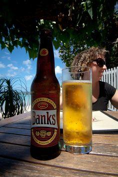 Barbados Banks Beer