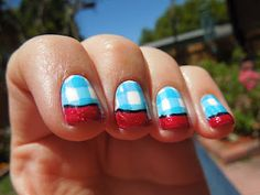 Pretty In Polish- Wizard of Oz nails