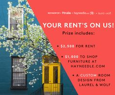 Win $4,000 for your home! Enter now: http://r29.co/1KebiXJ  PLEASE CLICK HERE: http://r29.co/1F6c6ea