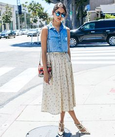 LA Street Style - Best, Los Angeles Fashion, Melrose