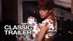 Sex and the Single Girl (1964) Official Trailer (Lauren Bacall, Tony Curtis, Natalie Wood)