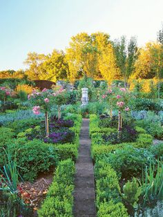 Outdoor Landscaping Trends - Backyard Design Ideas - Country Living