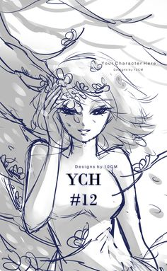 Auction : YCH #12 [OPEN] by Popza10CM