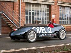 Lord K's Garage - #89. Opel Rocket Cars & Craft - Dieselpunks