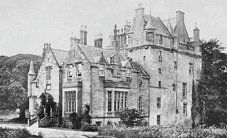 Cassillis House (Castle), Scotland, Home of the Kennedy Clan - My Kennedy Ancestors
