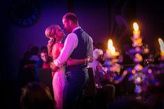 Openingsdans huwelijk - huwelijksreportage door fotograaf  Ronny Wertelaers