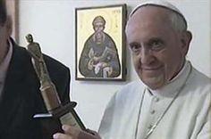 Pape François - Pope Francis - Papa Francesco - Papa Francisco - Cómo fue el premio para el Papa Francisco en los Martín Fierro
