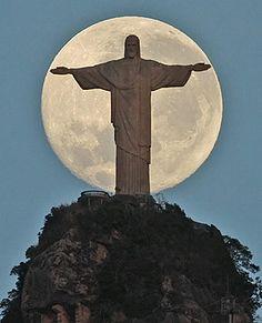 Corcovado. Rio de Janeiro. Brazil.
