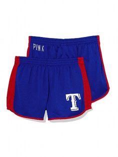 PINK Texas Rangers Mesh Campus Short #VictoriasSecret http://www.victoriassecret.com/pink/texas-rangers/texas-rangers-mesh-campus-short-pink?ProductID=108799=OLS?cm_mmc=pinterest-_-product-_-x-_-x
