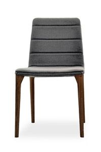 Green 905 Structure Oak Wood Chair From Tonon Chair