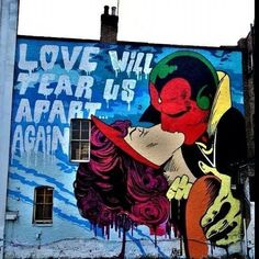 Love will tear us apart, again (Scarlet and Vision)