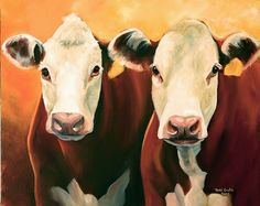 Hereford Cows | Toni Grote