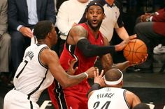 Miami Heat vs. Brooklyn Nets Pick-Odds-Prediction 5/14/14: Peter's Free NBA Basketball Pick Against the Spread