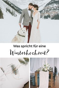 Welche Vorzüge und welche Nachteile hat eine Hochzeit um die Weihnachtszeit?