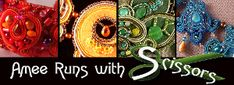 Amee Runs with Scissors - soutache seller