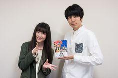 『テンプリズム』×アフレコアプリSAY-U 西山宏太朗 & 上田麗奈 インタビュー