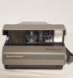 Vintage Polaroid Spectra System Camera by HailleysCloset on Etsy