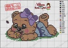 Boa tarde queridos seguidores ,mais uma versão dos ursinhos kkkkkk ,espero que vcs gostem feito com muito carinho para vcs. Até o próximo po...