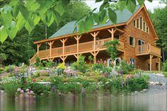 Home | Log Cabin Homes