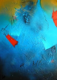 VITA CONTEMPLATIVA, Acrylmischtechnik auf Leinwand, Mai 2014 Mai, Abstract, Artwork, Canvas, Creative, Summary, Work Of Art, Auguste Rodin Artwork