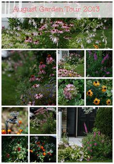 Garden Tour August 2