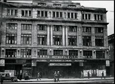 Another view of the Metropole on O'Connell Street 1923.