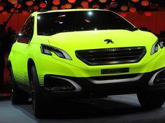 Neon!! super cool!  Peugeot 2008 Peugeot 2008, Paris, Neon, Vehicles, Motorbikes, Montmartre Paris, Paris France, Neon Colors, Car