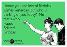 25 Happy Birthday Funny Quotes #Happy Birthday #Quotes
