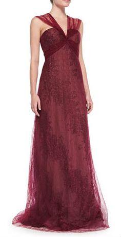 Rene Ruiz gown