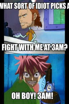 Fairy tail. Of course