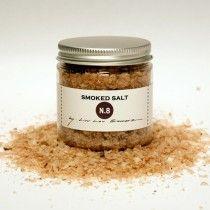 Smoked Salt N.8: Sounds heavenly!