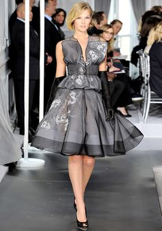Christian Dior Spring 2012 Couture - Review - Collections - Vogue