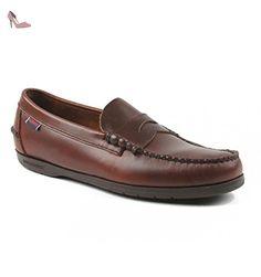 Sebago Felucca Lace, Chaussures basses femme - Marron (Brown/Violet), 38 EU (07.5 US)