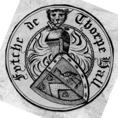 Fitch family book plate
