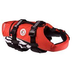 EzyDog Doggy Flotation Device Dog Life Jacket - Backcountry K-9