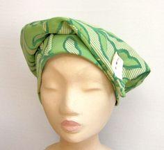 "Madame Chapeau Hat for Women ""Za-Za Coin Vert"""