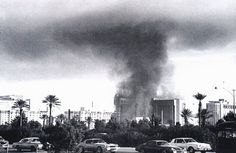Las Vegas - Bally's Hotel & Casino – one of the worst fires in the United Stated history. Las Vegas Love, Mgm Las Vegas, Vegas Casino, Las Vegas Strip, Las Vegas Nevada, Old Vegas, Casino Hotel, Vacation Spots, Vacation Trips
