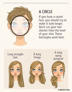 64a70793fc4 Choose Your Right Hairstyle That Will Fit Perfect On Your Face Shape