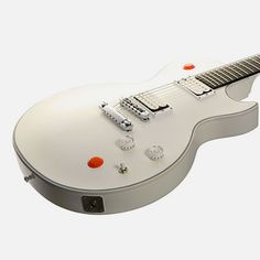 Gibson Buckethead signature guitar.