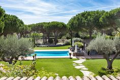Villa Casa Mat (ACV CAS) In St. Tropez U0026 The Var, France From WIMCO Villas.  A Short Walk From Moorea Beach And Les Moulins Restaurant, Modern Décor, ...
